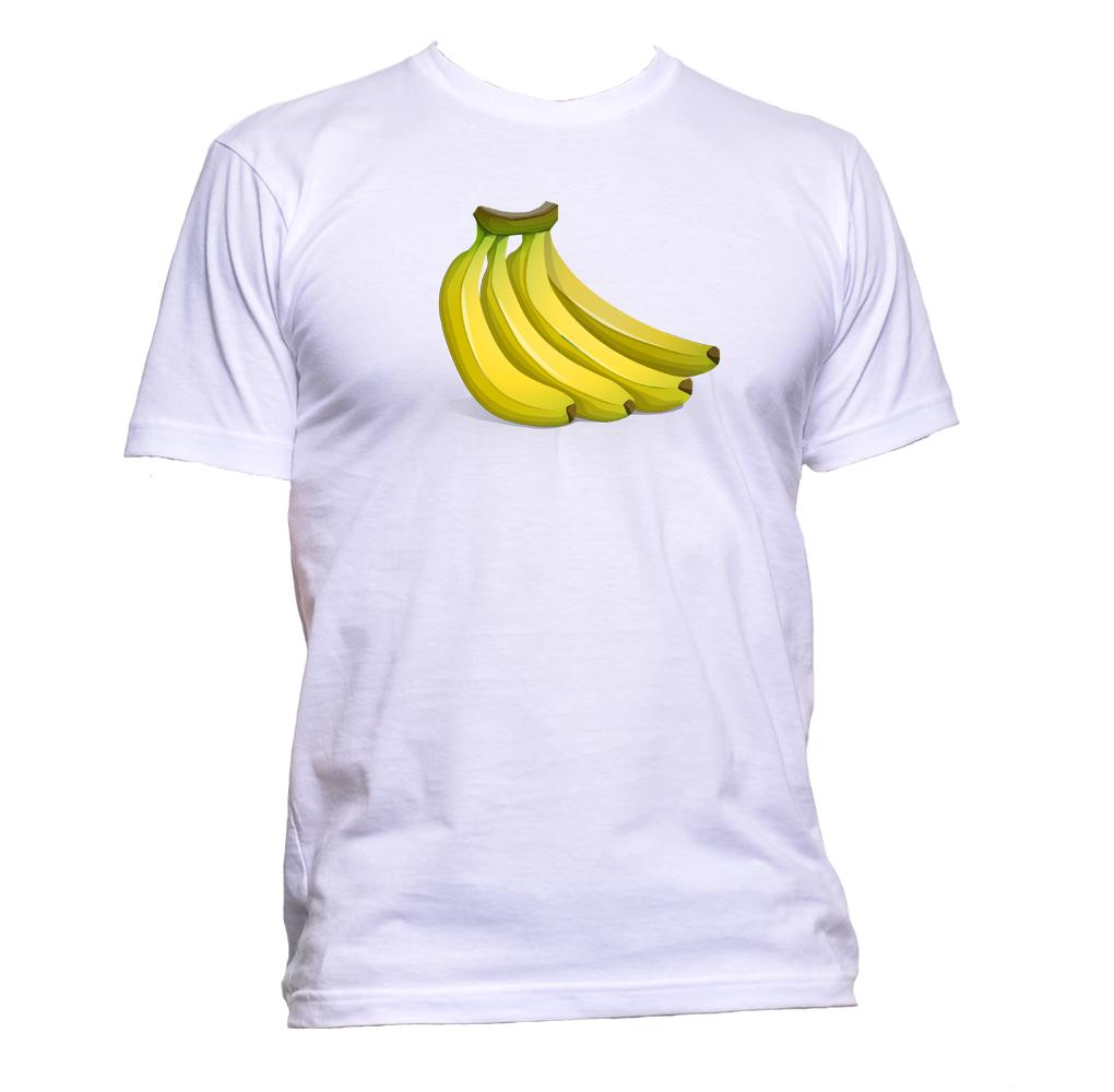 AppleWormDesign • Bananas gift - Men's T-Shirt •