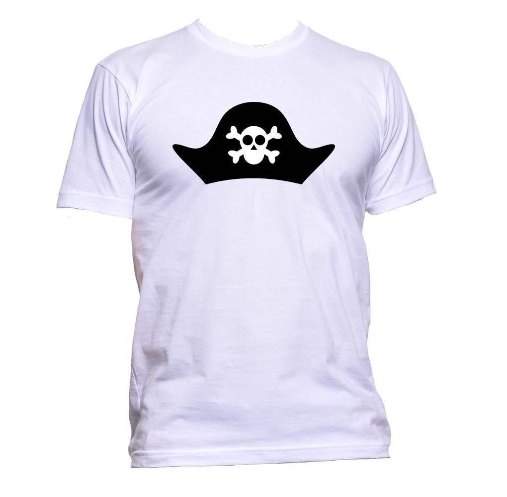 AppleWormDesign • Pirate Hat Classic gift - Men's T-Shirt •