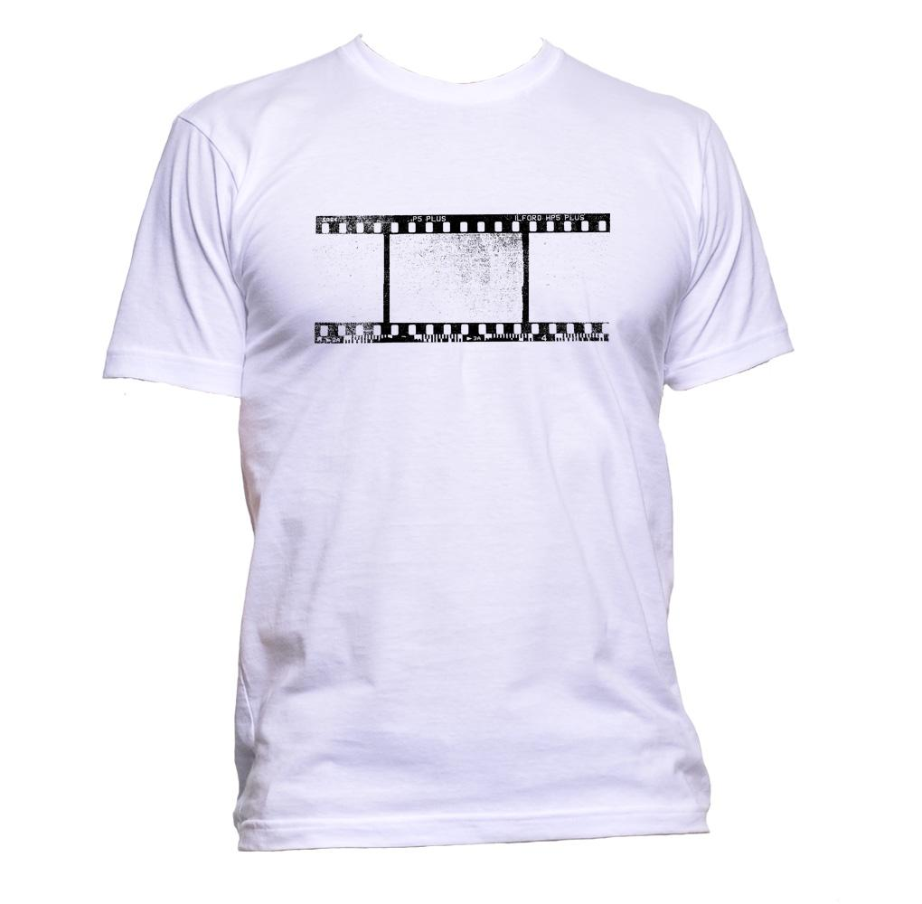 AppleWormDesign • Film Strip gift - Men's T-Shirt •
