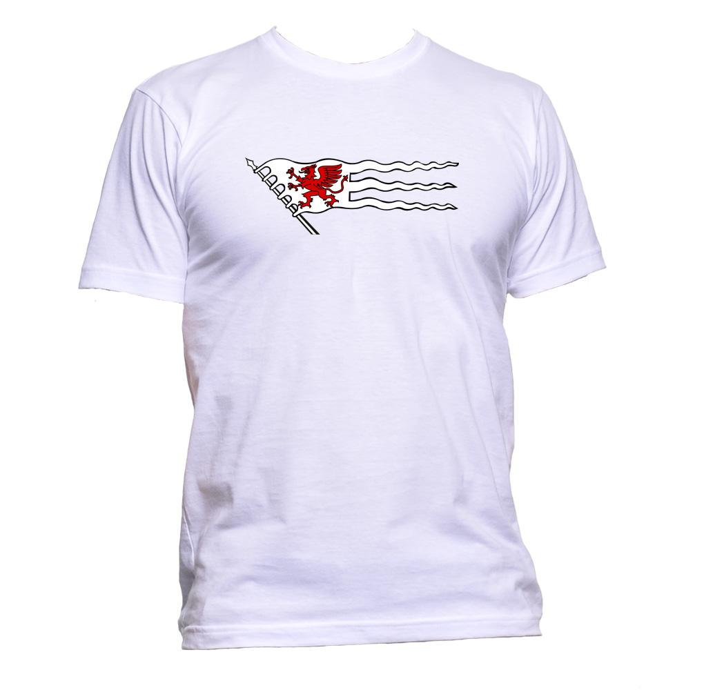 AppleWormDesign • Welsh gift - Men's T-Shirt •