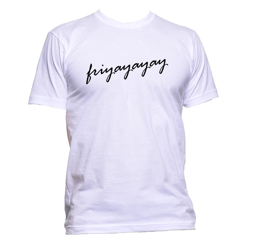 AppleWormDesign • Friday Friyayayay gift - Men's T-Shirt •