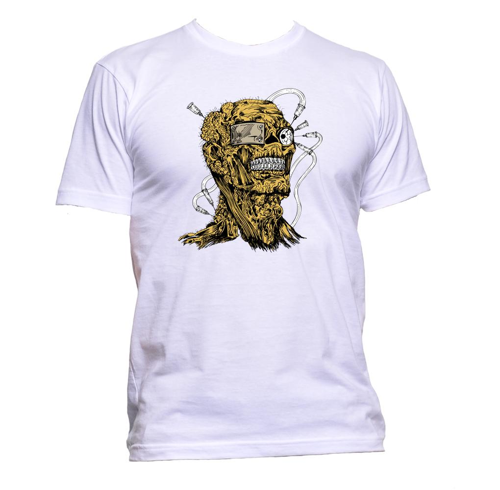 AppleWormDesign • Surgery Head gift - Men's T-Shirt •