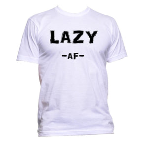 AppleWormDesign • Lazy Af gift - Men's T-Shirt •