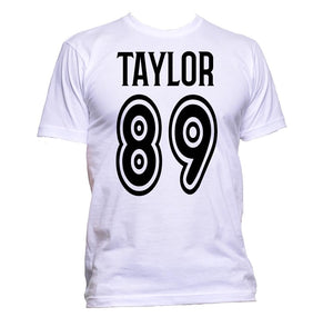 AppleWormDesign • Taylor 89 gift - Men's T-Shirt •