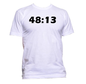 AppleWormDesign • 48:13 gift - Men's T-Shirt •