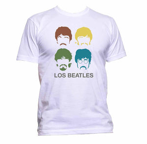 AppleWormDesign • Los Beatles Parody gift - Men's T-Shirt •
