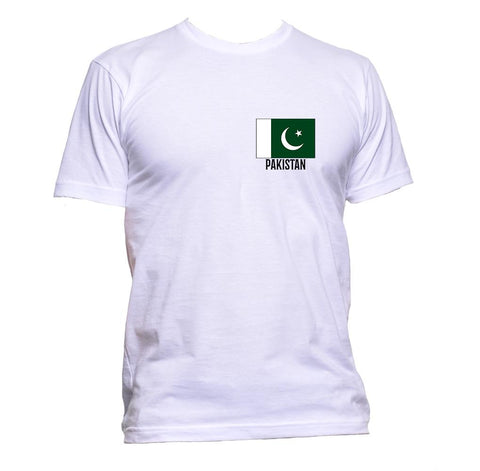 AppleWormDesign • Pakistan Flag Pocket gift - Men's T-Shirt •