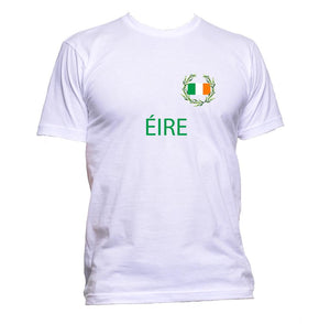 AppleWormDesign • Eire Ireland Flag gift - Men's T-Shirt •
