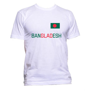 AppleWormDesign • Bangladesh Flag gift - Men's T-Shirt •
