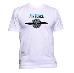 AppleWormDesign • Air Force Military Army Navy gift - Men's T-Shirt •