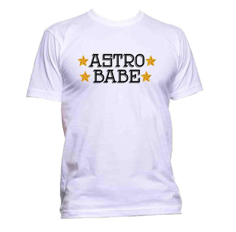 AppleWormDesign • Astro Babe gift - Men's T-Shirt •