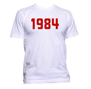 AppleWormDesign • 1984 gift - Men's T-Shirt •