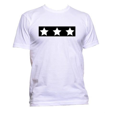 AppleWormDesign • 3 Stars gift - Men's T-Shirt •
