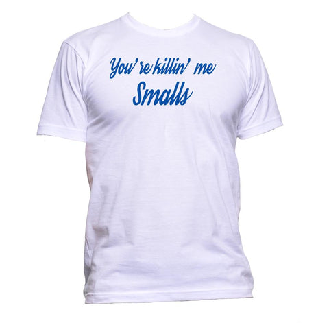 AppleWormDesign • You're Killing Me Smalls gift - Men's T-Shirt •