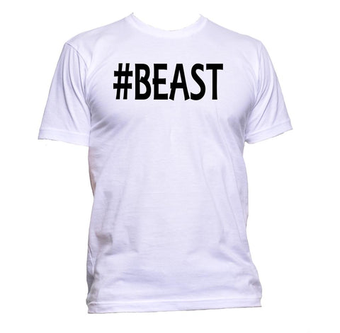 AppleWormDesign • # Beast gift - Men's T-Shirt •