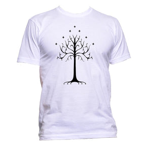 AppleWormDesign • Tree Of Gondor gift - Men's T-Shirt •