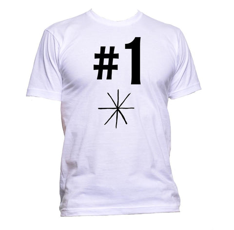 AppleWormDesign • Number 1 A**hole gift - Men's T-Shirt •