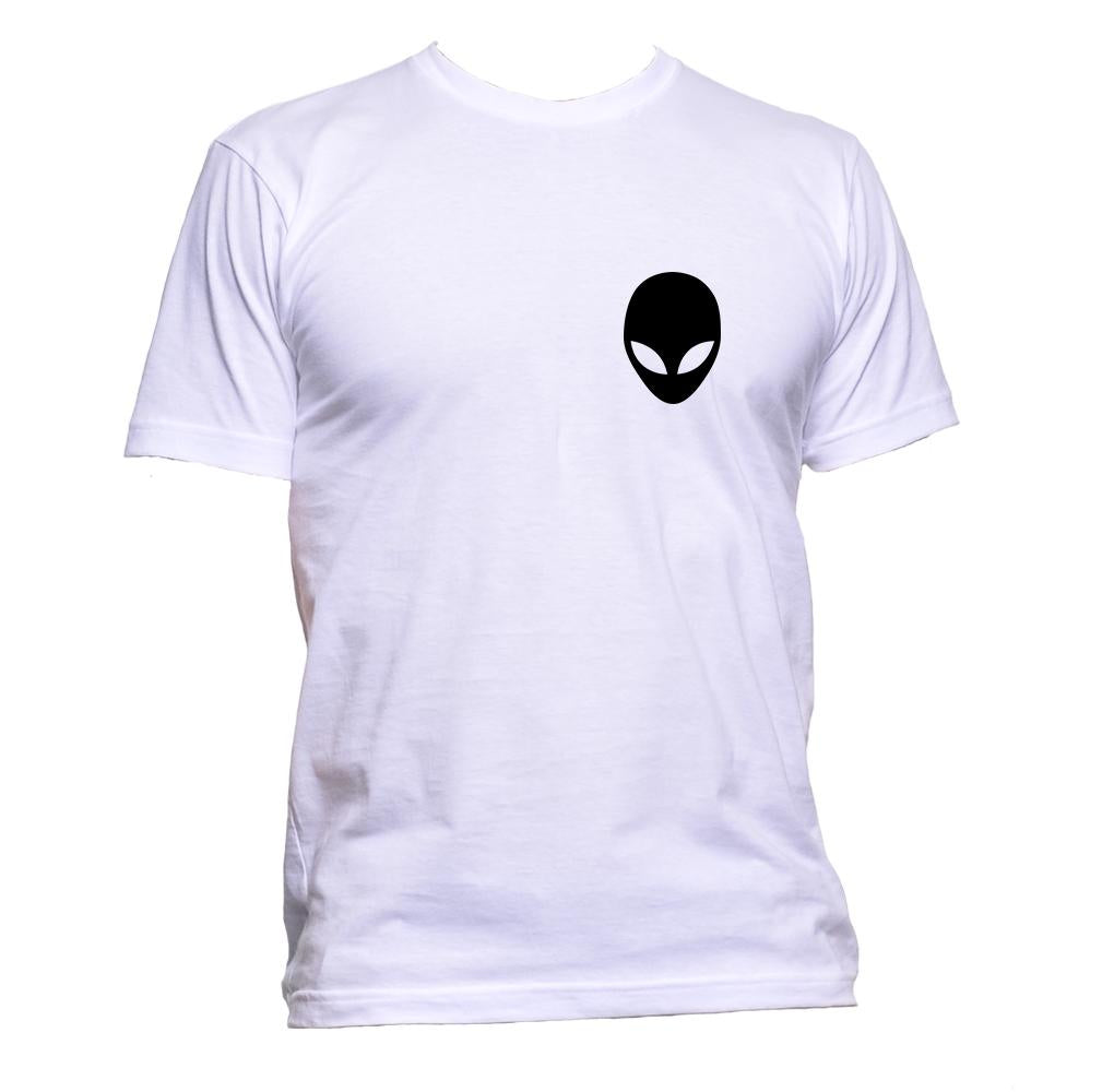 AppleWormDesign • Alien Black Pocket gift - Men's T-Shirt •