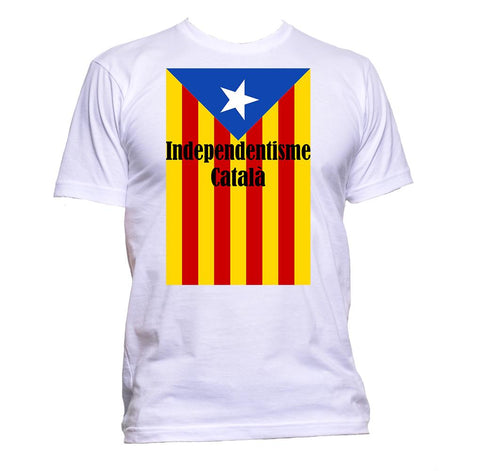 AppleWormDesign • Independentisme Català gift - Men's T-Shirt •