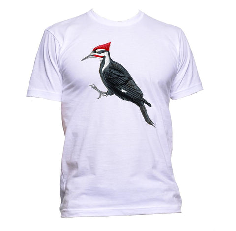 AppleWormDesign • Woodpecker gift - Men's T-Shirt •