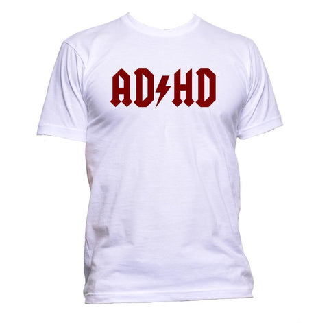 AppleWormDesign • AD HD gift - Men's T-Shirt •