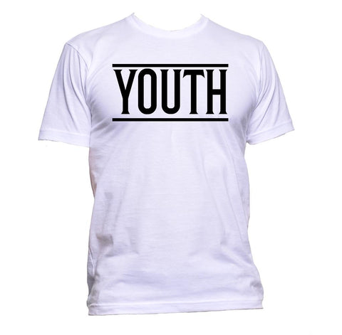 AppleWormDesign • Youth Black Coloured gift - Men's T-Shirt •