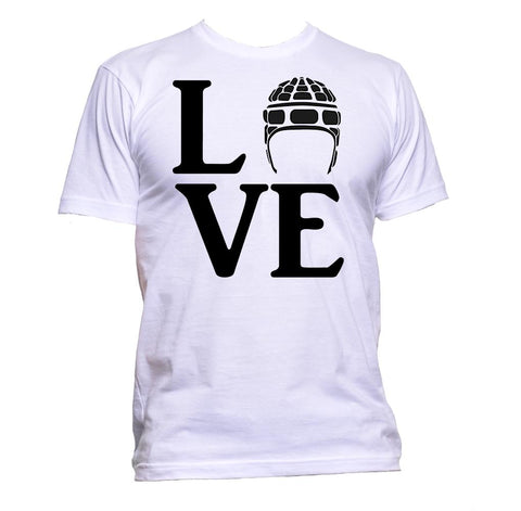 AppleWormDesign • Love Ball Rugby gift - Men's T-Shirt •