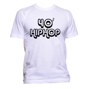 AppleWormDesign • 40's Hiphop gift - Men's T-Shirt •
