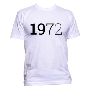AppleWormDesign • 1972 Year gift - Men's T-Shirt •