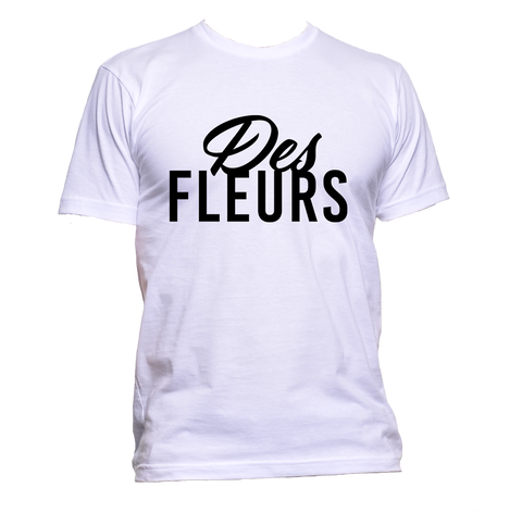 AppleWormDesign • Des Fleurs gift - Men's T-Shirt •