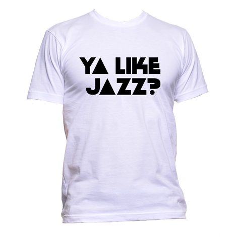 AppleWormDesign • You Ya Like Jazz? gift - Men's T-Shirt •