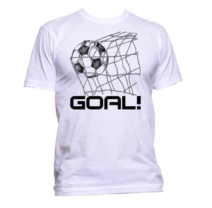 AppleWormDesign • Goal Football gift - Men's T-Shirt •
