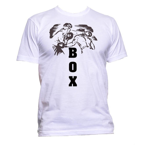 AppleWormDesign • Box Sport Boxing gift - Men's T-Shirt •