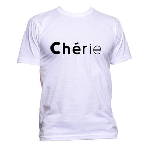 AppleWormDesign • Cherie French gift - Men's T-Shirt •