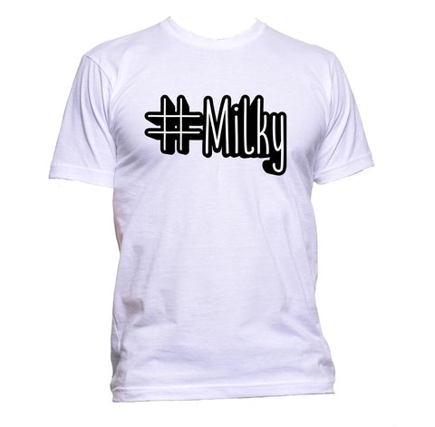 AppleWormDesign • # Milky gift - Men's T-Shirt •