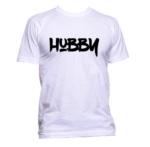 AppleWormDesign • Hubby gift - Men's T-Shirt •