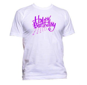 AppleWormDesign • Happy Birthday gift - Men's T-Shirt •