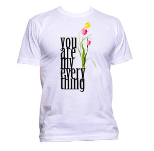 AppleWormDesign • You Are My Everything gift - Men's T-Shirt •