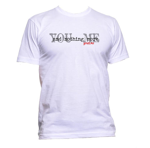 AppleWormDesign • You Me And Nothing More gift - Men's T-Shirt •