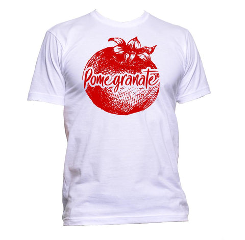 AppleWormDesign • Pomegranate gift - Men's T-Shirt •