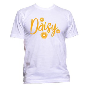 AppleWormDesign • Daisy gift - Men's T-Shirt •