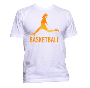 AppleWormDesign • Basketball Sport gift - Men's T-Shirt •