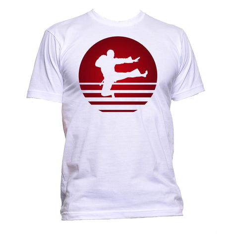 AppleWormDesign • Karete Sport Fight gift - Men's T-Shirt •
