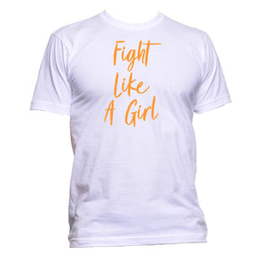 AppleWormDesign • Fight Like A Girl gift - Men's T-Shirt •
