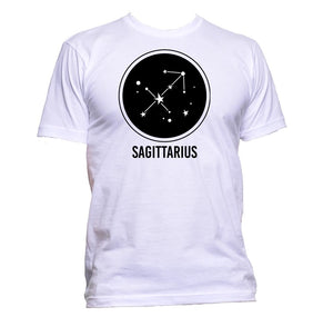 AppleWormDesign • Sagittarius Horoscope gift - Men's T-Shirt •