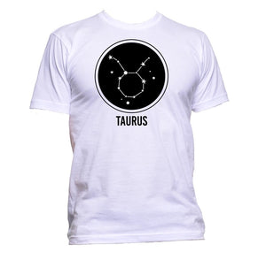 AppleWormDesign • Taurus Horoscope gift - Men's T-Shirt •