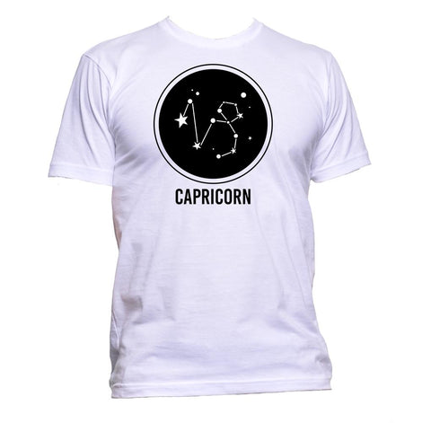 AppleWormDesign • Carpicorn Horoscope gift - Men's T-Shirt •