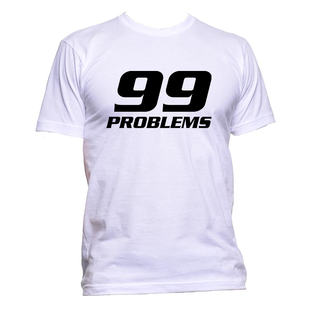 AppleWormDesign • 99 Problems gift - Men's T-Shirt •