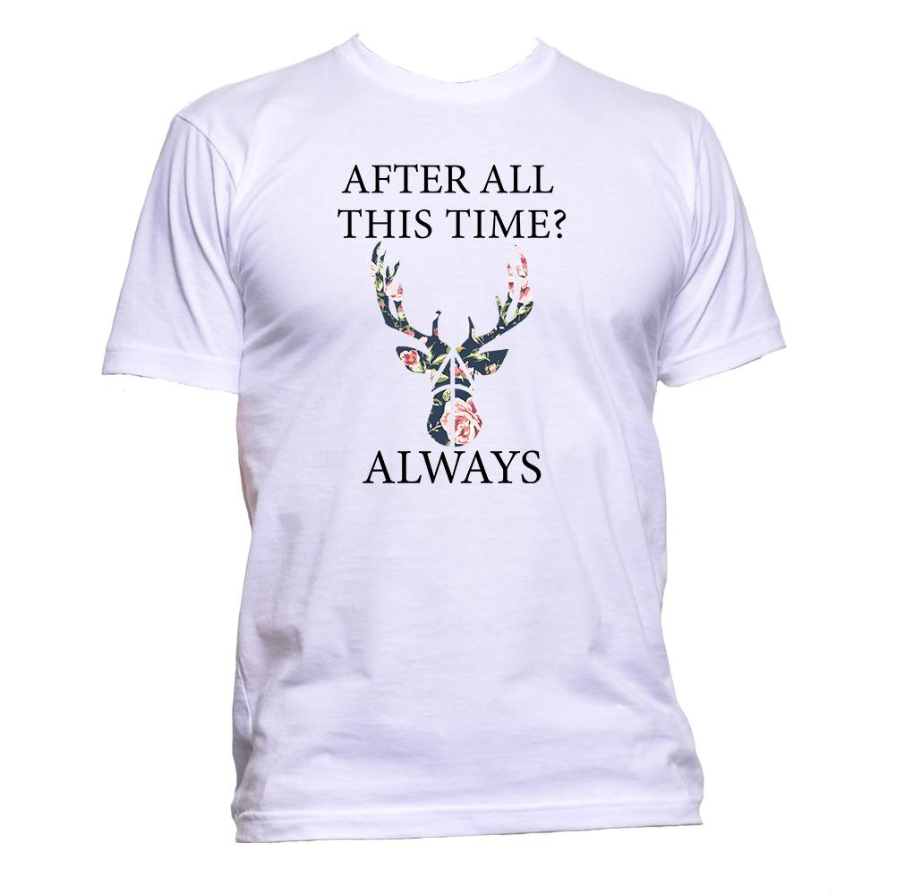 AppleWormDesign • AFTER ALL THIS TIME gift - Men's T-Shirt •