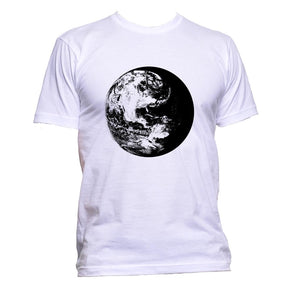 AppleWormDesign • Earth Planet World gift - Men's T-Shirt •